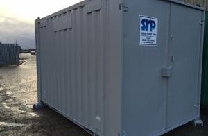 secure site storage