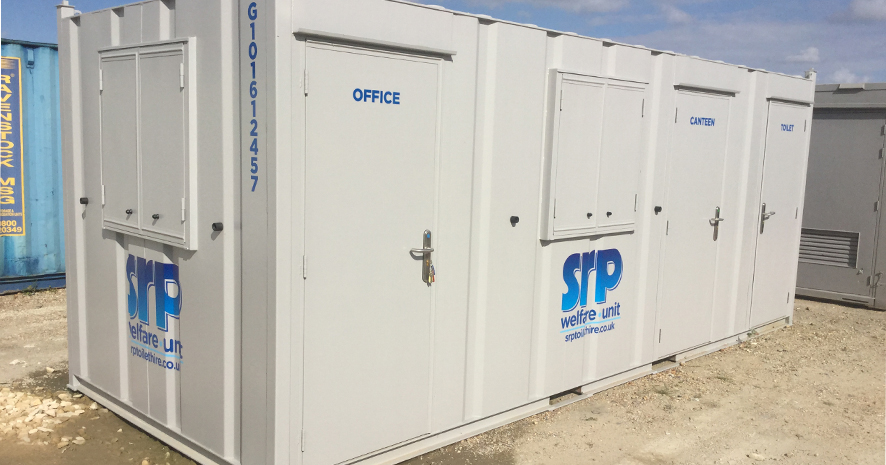 Static Welfare Unit Hire Srp Hire Solutions
