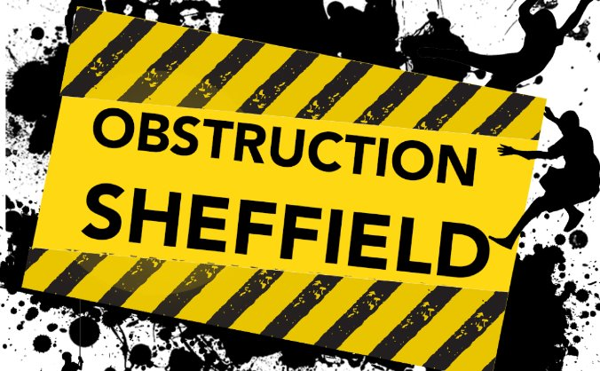obstruction sheffield