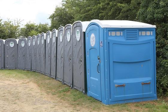 Luxury Toilet Hire