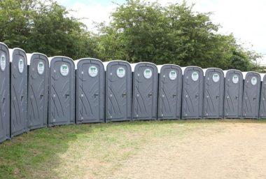 Toilet Hire Option