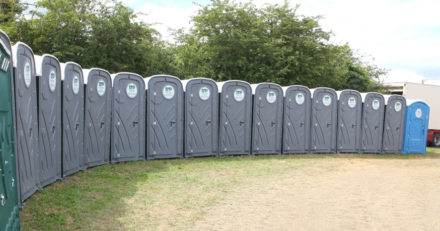 Toilet Hire Option