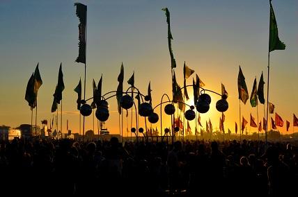 Glastonbury Festival Event